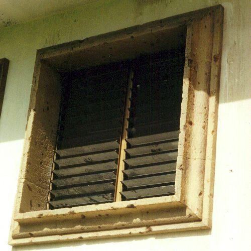 Molduras arquitectura de fibra de vidrio fiberland - Molduras para ventanas exteriores casas ...