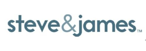 Logotipo Steve and James