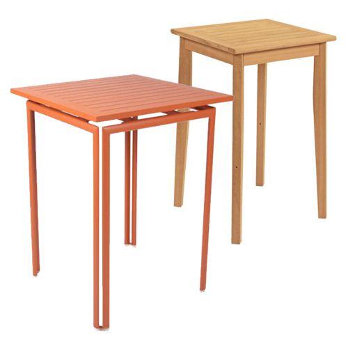 Mesas exterior interior e exterior giza mesa comedor for Mesas exterior baratas