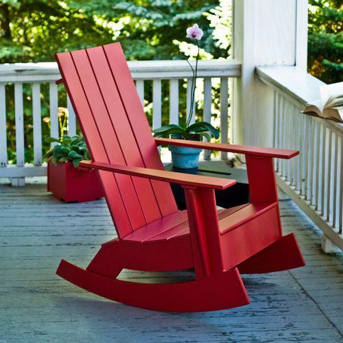 Adirondack muebles de exterior fiberland - Portico muebles catalogo ...
