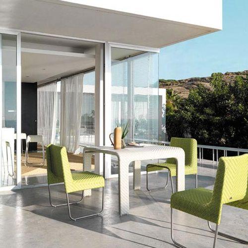 Air muebles de exterior fiberland for Muebles de exterior mexico