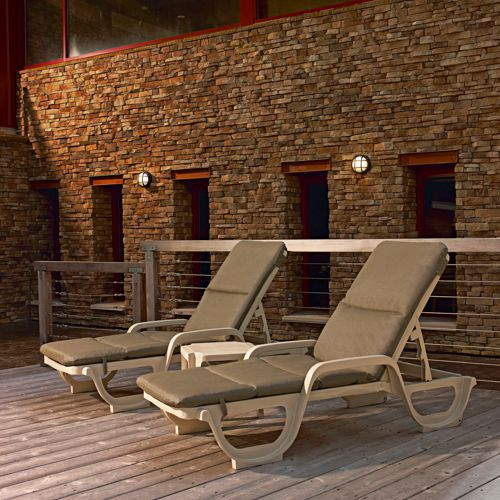 Bahia muebles de exterior fiberland for Muebles de exterior mexico