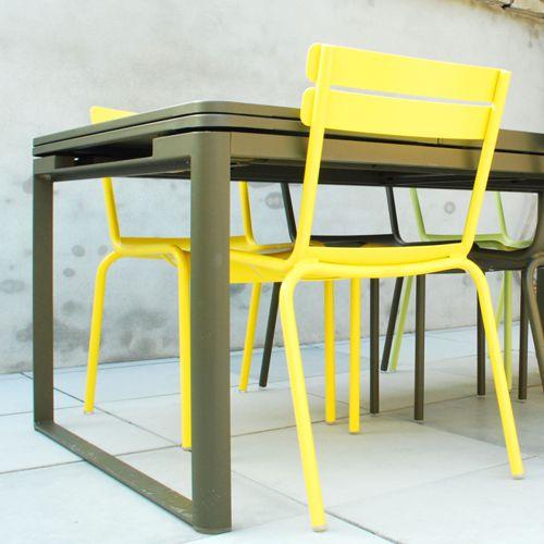 Biarritz muebles de exterior fiberland for Muebles de exterior mexico