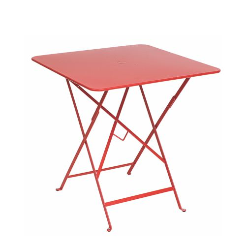 Bistro muebles de exterior fiberland - Mesas plegables exterior ...