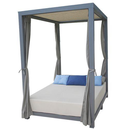 Caba as muebles de exterior fiberland - Muebles de aluminio para exterior ...