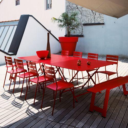 Cargo muebles de exterior fiberland for Muebles de exterior mexico