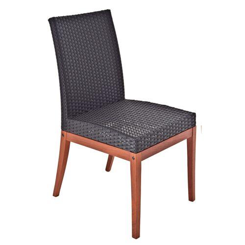 Nuevos muebles Fibra de madera y wicker