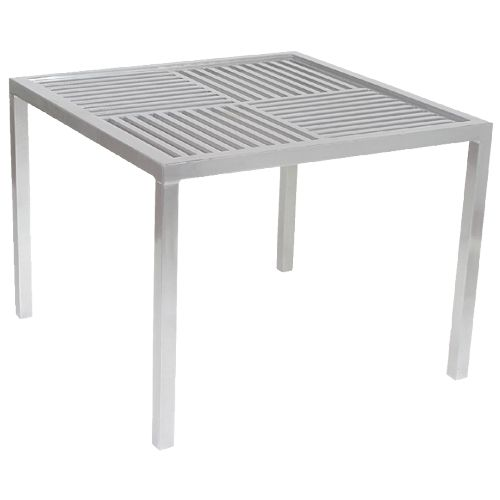 Ibiza aluminio muebles de exterior fiberland for Muebles exterior aluminio