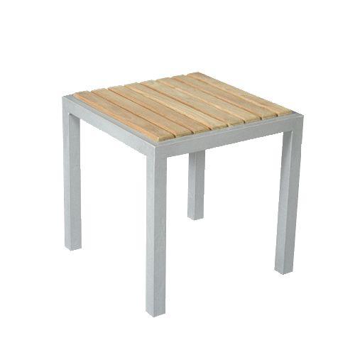 Ibiza aluminio muebles de exterior fiberland for Muebles de exterior aluminio