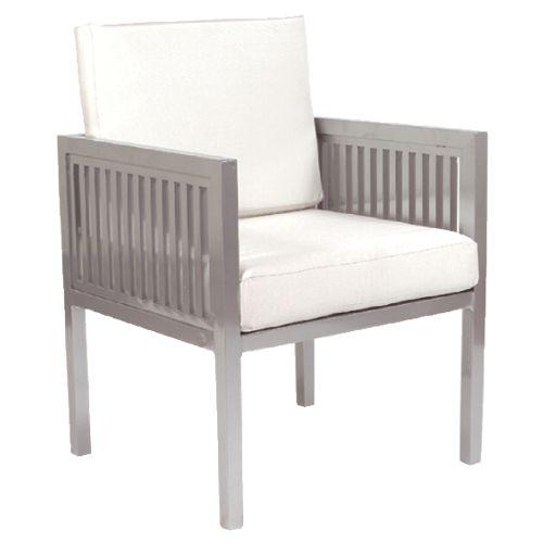 Ibiza aluminio muebles de exterior fiberland for Comprar muebles exterior