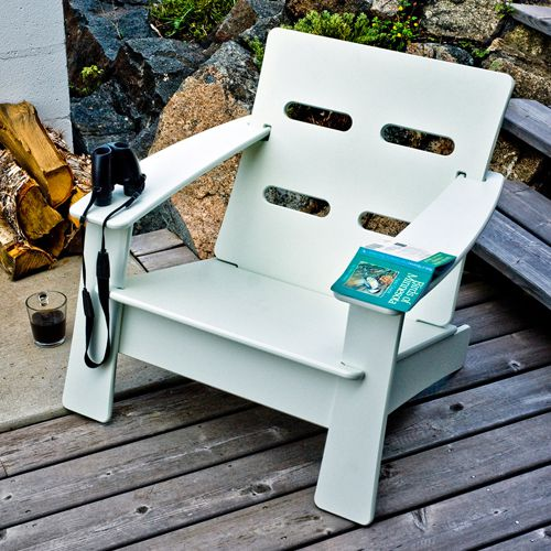 Lounge muebles de exterior fiberland - Muebles de jardin de plastico ...