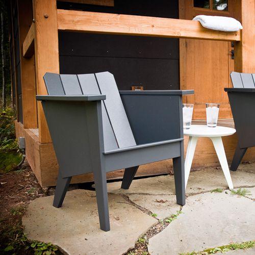 Lounge muebles de exterior fiberland for Muebles de exterior mexico