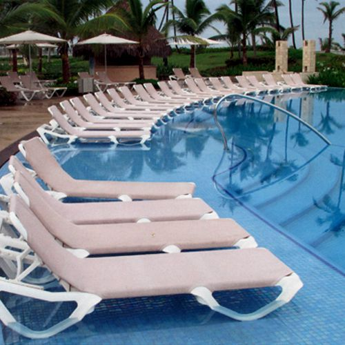 Nautica muebles de exterior fiberland for Muebles exterior plastico