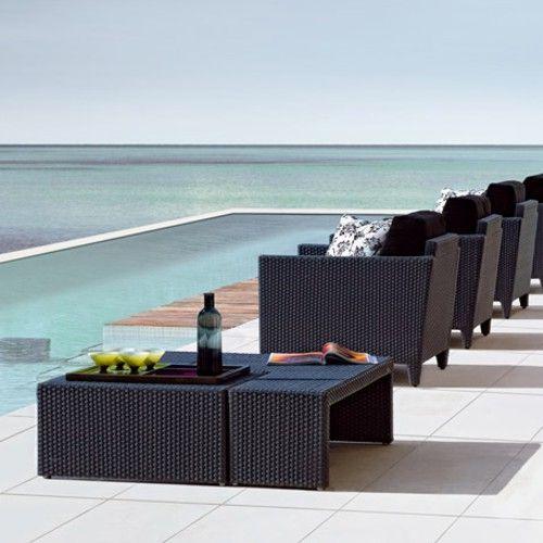 Palmira muebles de exterior fiberland - Muebles de playa ...
