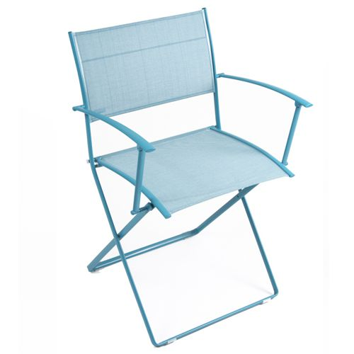 Silla con brazos plegable Plein Air