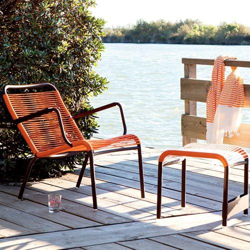 Bonito Muebles De Exterior De Naranja Patrón - Muebles Para Ideas de ...
