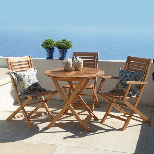Sol muebles de exterior fiberland - Muebles exterior madera ...