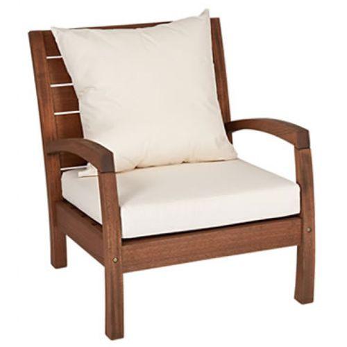 Coleccion Vila Rica de muebles de madera para jardin
