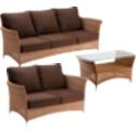 Muebles de exterior fiberland for Mobiliario para exteriores
